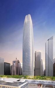 Transbay Tower, San Francisco